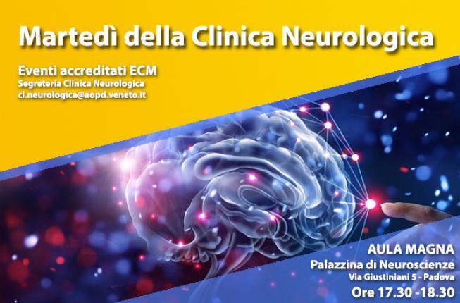 Collegamento a Martedì della Clinica Neurologica